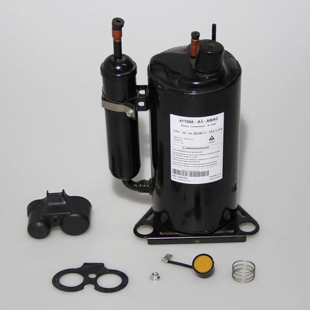 DL NE1632 - Компрессор 230v 350w к кондиционерам DeLonghi (ДеЛонги)