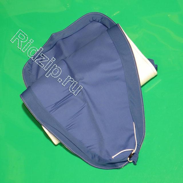 DL SER3001 - Чехол для гладильной доски 45 см х 125 см к утюгам DeLonghi (ДеЛонги)