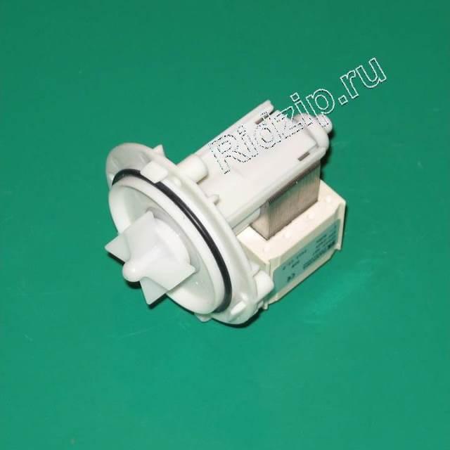 DPO20 - Насос ( помпа ) без улитки HANNING 30W к стиральным машинам Разных фирм (Разных фирм)