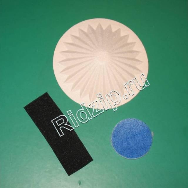 EA-51 - Комплект фильтров ( конус + круглый + прямоугольный ) к пылесосам Vax (Вакс)