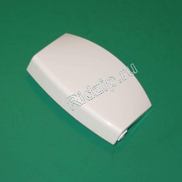 EL 1108254002 - Ручка люка белая к стиральным машинам Electrolux, Zanussi, Aeg
