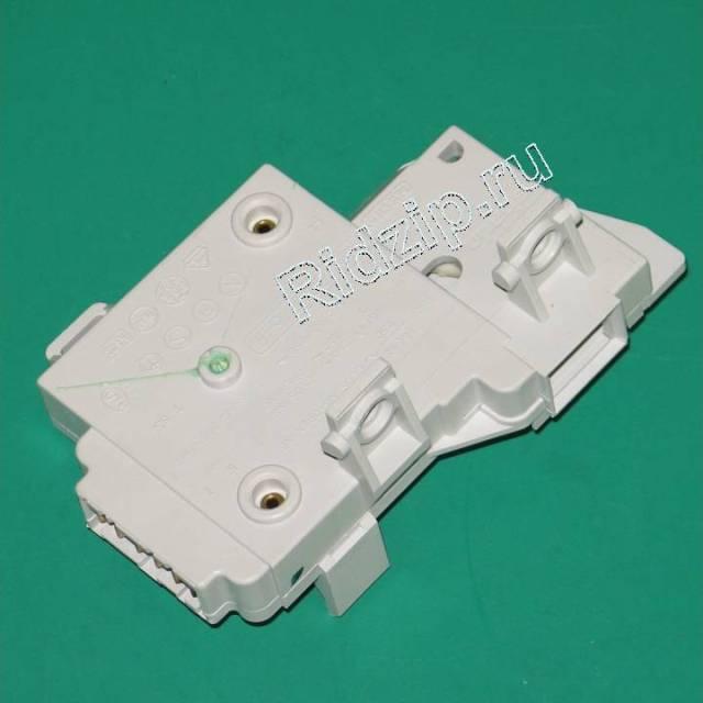 EL 1290989332 - Замок люка УБЛ ( блокировка ) к стиральным машинам Electrolux, Zanussi, Aeg (Электролюкс, Занусси, Аег)