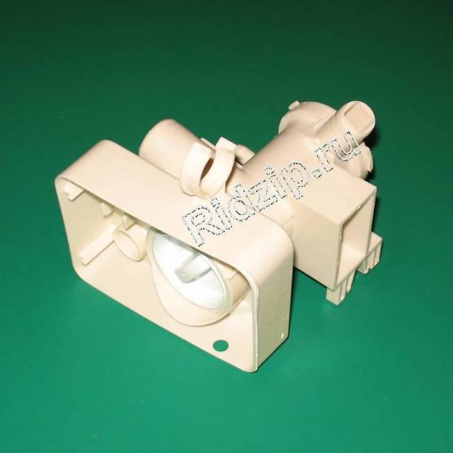 EL 1320715269 - Улитка насоса с фильтром к стиральным машинам Electrolux, Zanussi, Aeg (Электролюкс, Занусси, Аег)