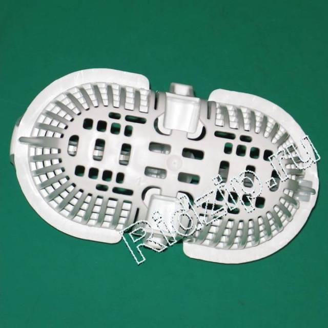 EL 1327138127 - Корпус фильтра к стиральным машинам Electrolux, Zanussi, Aeg (Электролюкс, Занусси, Аег)