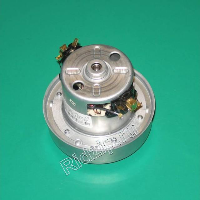 EL 2192400048 - Мотор ( электродвигатель ) 1600W YDC01-2N к пылесосам Electrolux, Zanussi, Aeg (Электролюкс, Занусси, Аег)