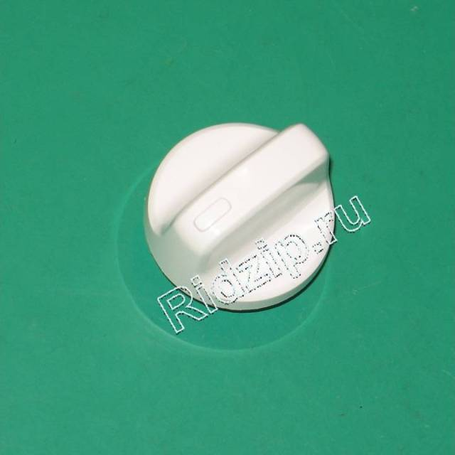 EL 3550366094 - Ручка белая к плитам Electrolux, Zanussi, Aeg (Электролюкс, Занусси, Аег)