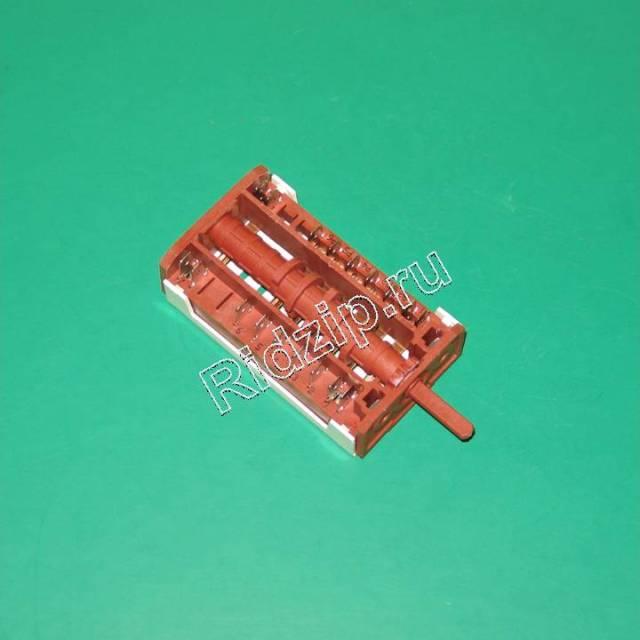 EL 3570667018 - Переключатель режимов духовки к плитам Electrolux, Zanussi, Aeg (Электролюкс, Занусси, Аег)