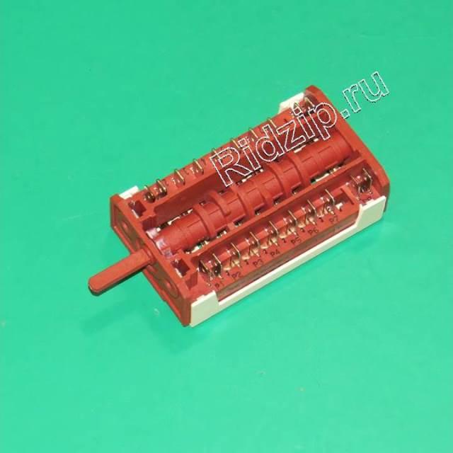 EL 3570668016 - Переключатель режимов духовки к плитам Electrolux, Zanussi, Aeg (Электролюкс, Занусси, Аег)