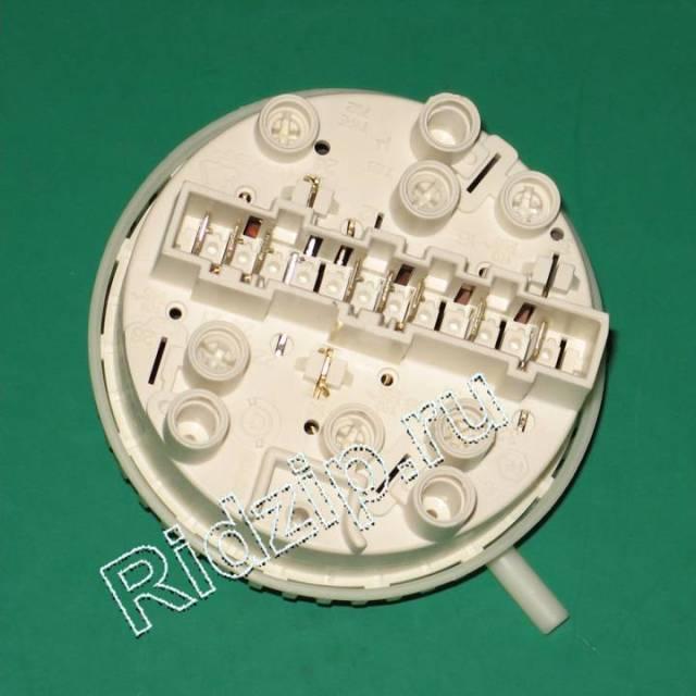 EL 3792217808 - Датчик уровня воды ( прессостат ) к стиральным машинам Electrolux, Zanussi, Aeg (Электролюкс, Занусси, Аег)