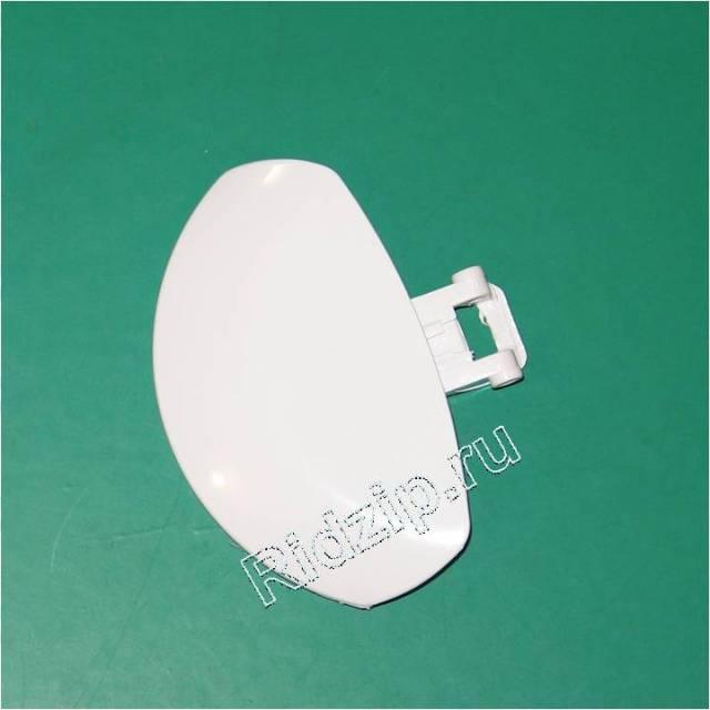 EL 50294509000 - Ручка люка белая к стиральным машинам Electrolux, Zanussi, Aeg (Электролюкс, Занусси, Аег)