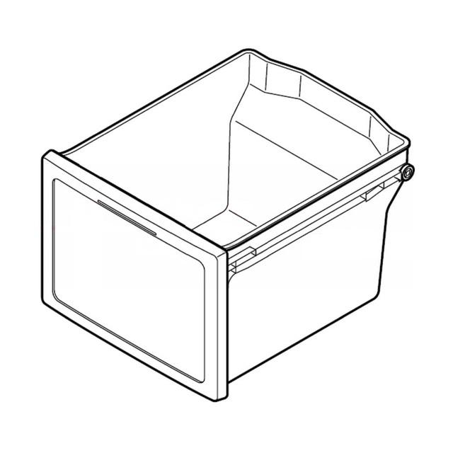SH FYOK-A432CBKZ - Нижний ящик морозильной камеры к холодильникам Sharp (Шарп)