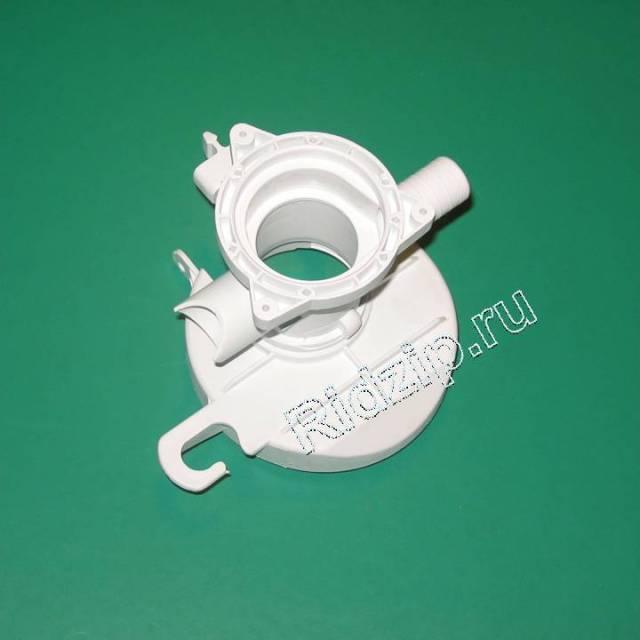 GR 169185 - Корпус фильтра ( улитка ) к стиральным машинам Gorenje (Горенье)