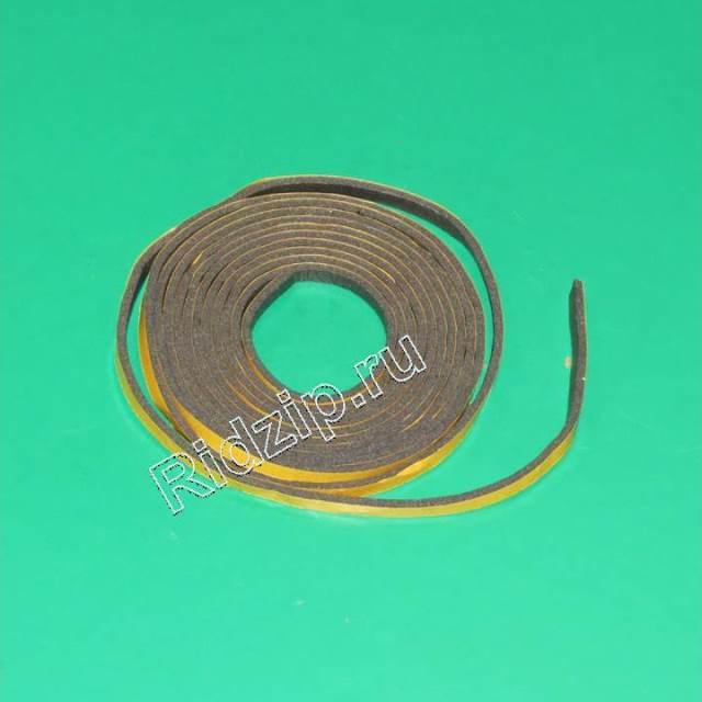 GR 288509 - Уплотнитель лента 3 метр. ( ширина 6 мм.) для варочной поверхности к плитам Gorenje (Горенье)
