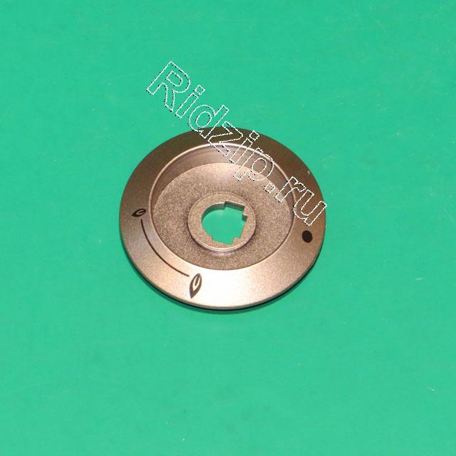 GR 303842 - Кольцо ручки серебристое к плитам, варочным поверхностям, духовым шкафам Gorenje (Горенье)