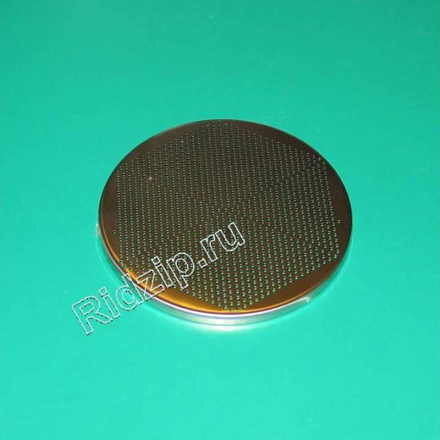 GR 553943 - Жировой фильтр вентилятора духовки D=155 мм. к плитам Gorenje (Горенье)