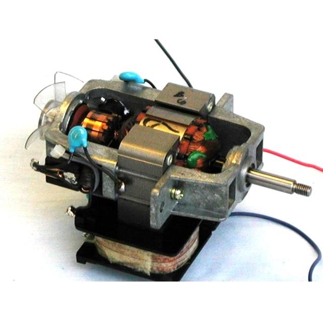 KW651885 - Мотор (электродвигатель) к соковыжималкам Kenwood (Кенвуд)
