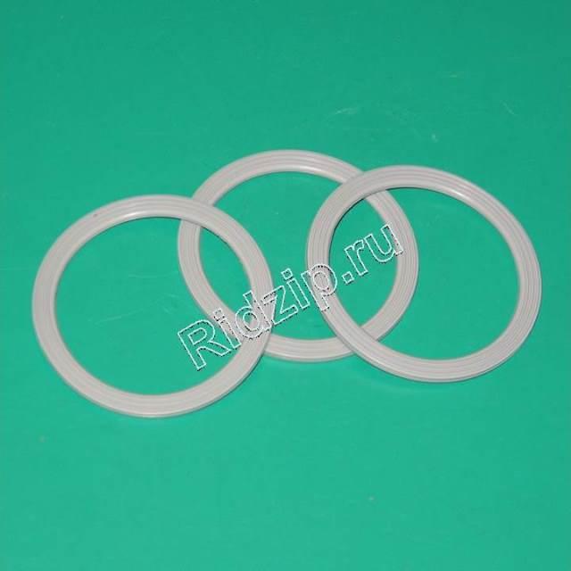KW680939 - Кольцо уплотнительное ( 3шт. ) к кухонным комбайнам Kenwood (Кенвуд)