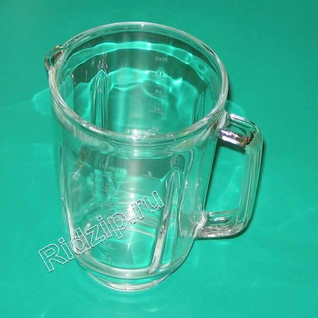 KW681957 - Стакан ( стекло ) к кухонным комбайнам Kenwood (Кенвуд)