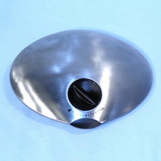 KW684882 - Крышка в сборе (нержавеющая сталь) к кофеваркам и кофемашинам Kenwood (Кенвуд)