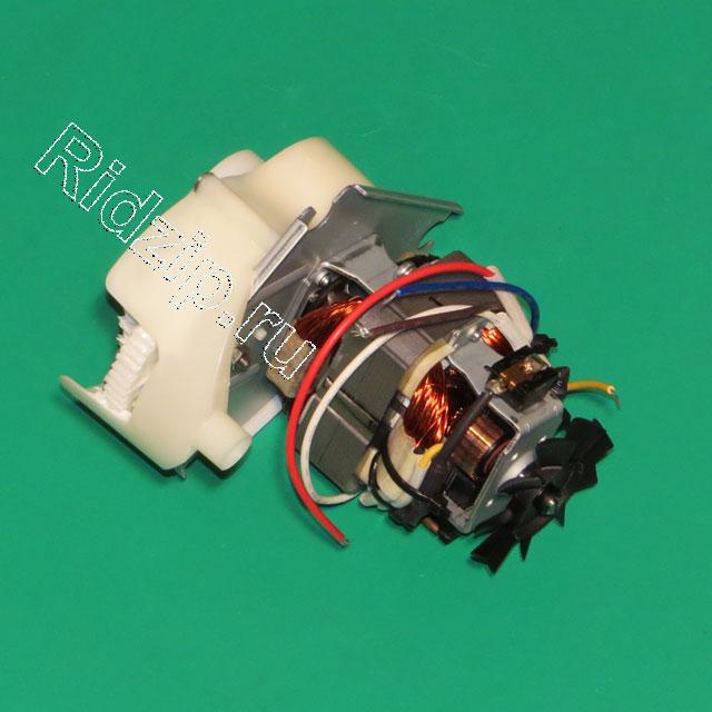 KW703652 - Мотор с редуктором для КХК к кухонным комбайнам Kenwood (Кенвуд)