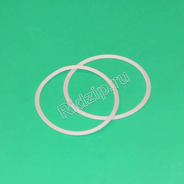 KW712622 - Уплотнительное кольцо (2шт) к кухонным комбайнам Kenwood (Кенвуд)