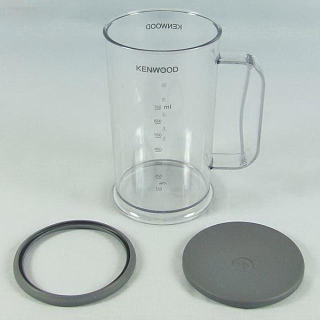 KW714803 - Мерный стакан 0, 75L в сборе к блендерам Kenwood (Кенвуд)