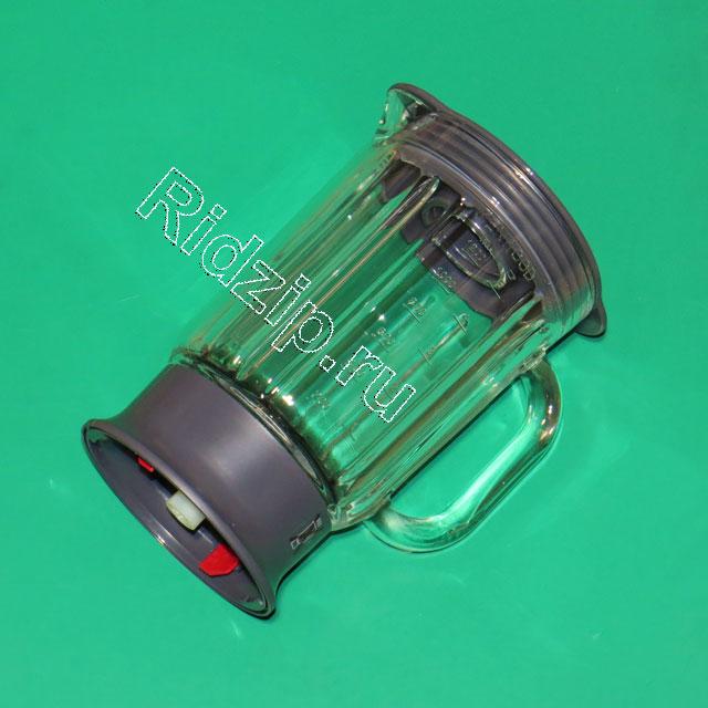 KW715006 - Стакан блендера в сборе ( стекло ) к блендерам Kenwood (Кенвуд)