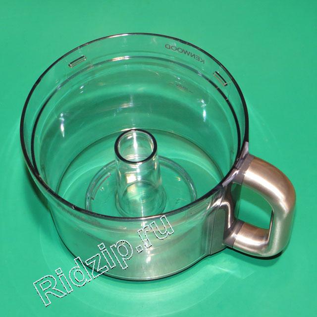 KW715905 - Чаша пластмассовая к кухонным комбайнам Kenwood (Кенвуд)