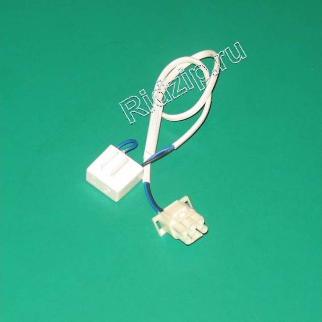 L276886 - Реле тепловое с термовыключателем ( 2-х концевое )  к холодильникам Indesit, Ariston (Индезит, Аристон)