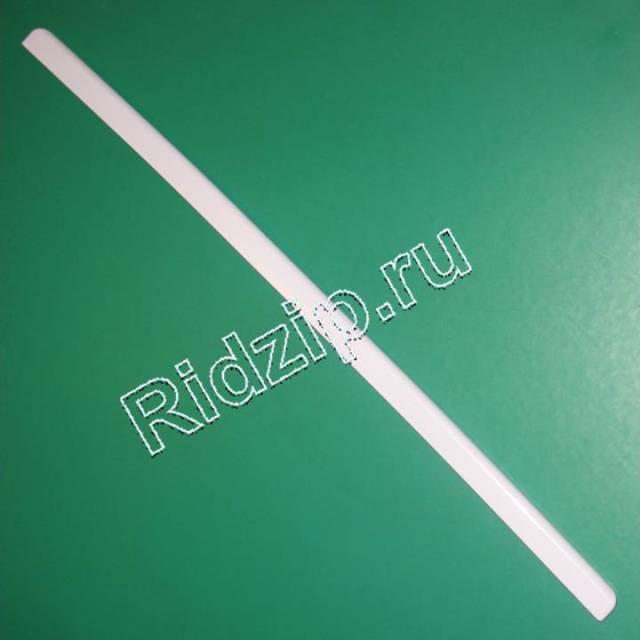 L857129 - Профиль для полки - решетки ( передний ) НЕ ПОСТАВЛЯЕТСЯ к холодильникам Indesit, Ariston (Индезит, Аристон)