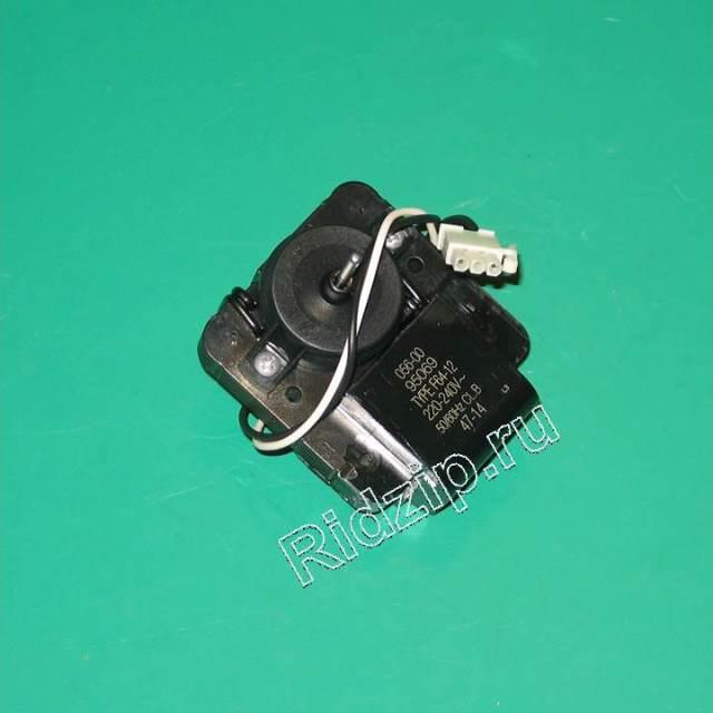 LB 6118056 - Мотор ( электродвигатель ) к холодильникам Liebherr (Либхер)