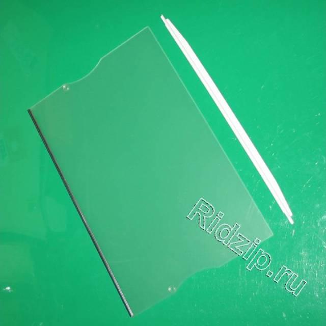 LB 7272384 - Полка с обрамлением ( стекло ) к холодильникам Liebherr (Либхер)
