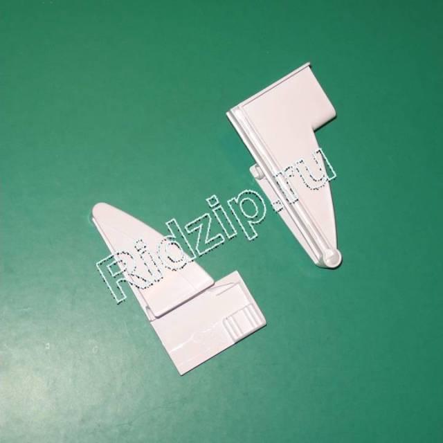 LB 7430208 - Держатель стеклянной полки (правый) к холодильникам Liebherr (Либхер)