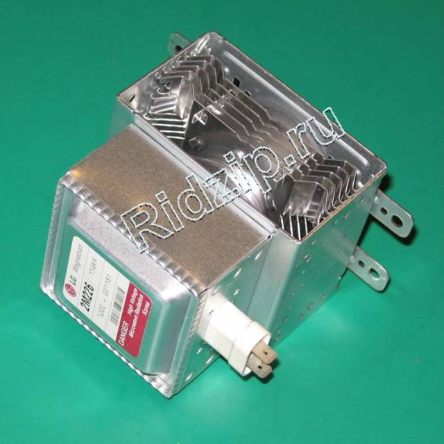 LG 2M226-15GKH - Магнетрон к микроволновым печам, СВЧ LG (ЭлДжи)