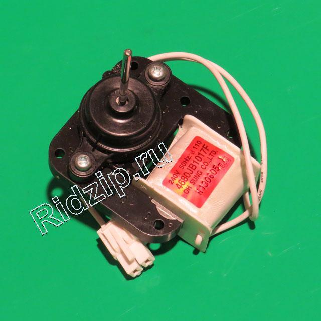 LG 4680JB1017F - Мотор вентилятора к холодильникам LG (ЭлДжи)