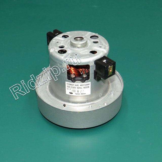 LG 4681FI2456R - Мотор VCC260E02T( электродвигатель ) 1600W к пылесосам LG (ЭлДжи)