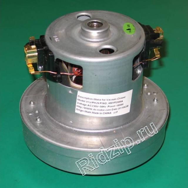 LG 4681FI2486A - Мотор ( электродвигатель ) к пылесосам LG (ЭлДжи)