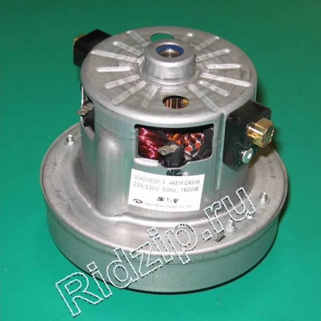 LG 4681FI2493A - Мотор ( электродвигатель ) НЕ ПОСТАВЛЯЕТСЯ к пылесосам LG (ЭлДжи)