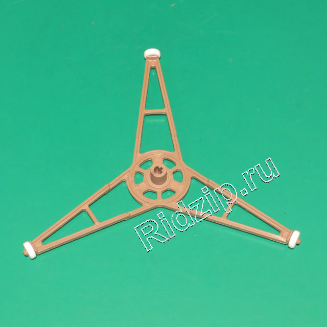 LG 5888W1A038 - Крестовина вращения тарелки ( диаметр 23 см ) к микроволновым печам, СВЧ LG (ЭлДжи)