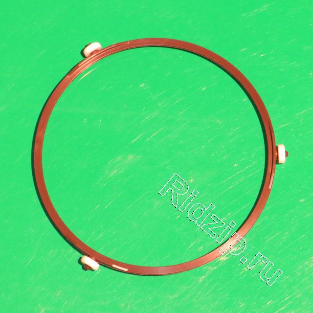 LG 5889W2A018C - LG 5889W2A018C Кольцо с роликами ( коды замен 5889W2A015B  5889W2A015G  5889W2A015Y ) к микроволновым печам, СВЧ LG (ЭлДжи)