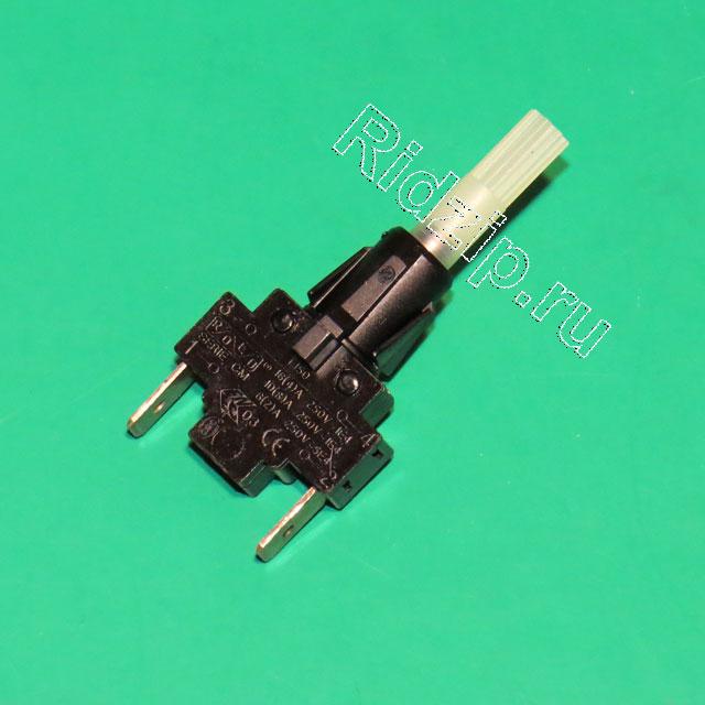 LG 6601FI3149B - Кнопка включения / выключения питания к пылесосам LG (ЭлДжи)