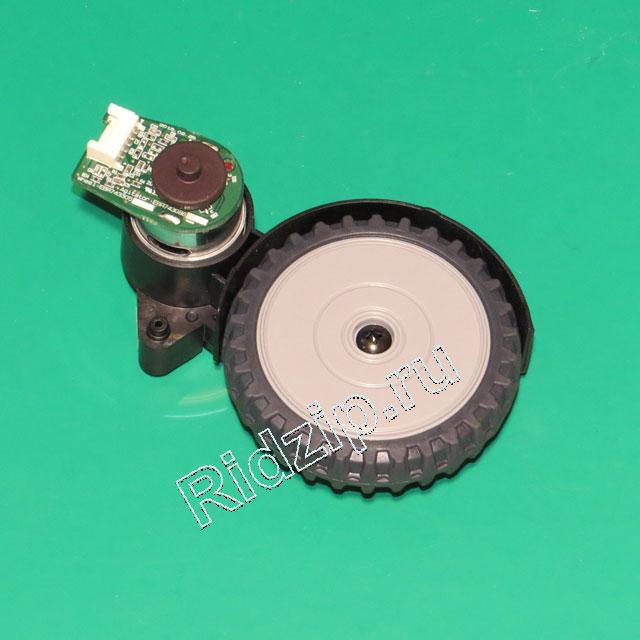 LG AJW73110401 - Колесо боковое в сборе с мотором ( правое ) к роботам-пылесосам LG (ЭлДжи)