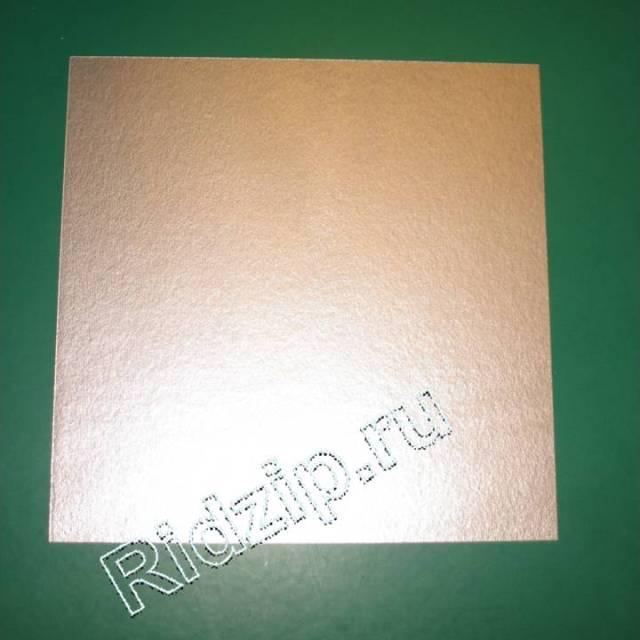 M321 - Слюда пластина 300x300x0.35 мм к микроволновым печам, СВЧ Разных фирм (Разных фирм)
