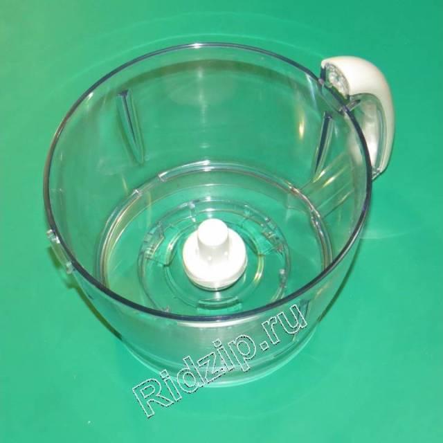MS-5980657 - Чаша к кухонным комбайнам Moulinex, Krups (Мулинекс, Крупс)