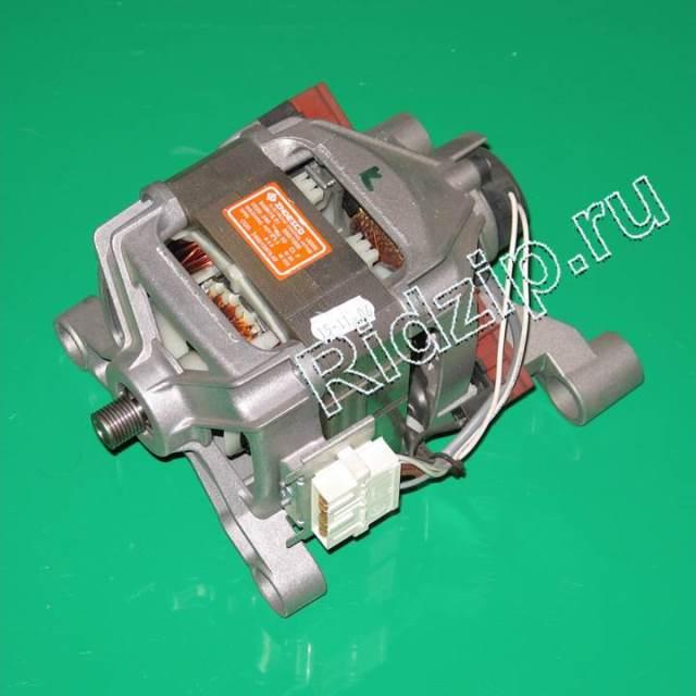 OAC095348 - Мотор ( электродвигатель ) к стиральным машинам Indesit, Ariston (Индезит, Аристон)