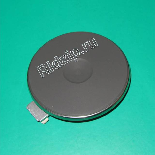 OAC099675 - Конфорка электрическая D=180 мм. 1500W к плитам Indesit, Ariston (Индезит, Аристон)
