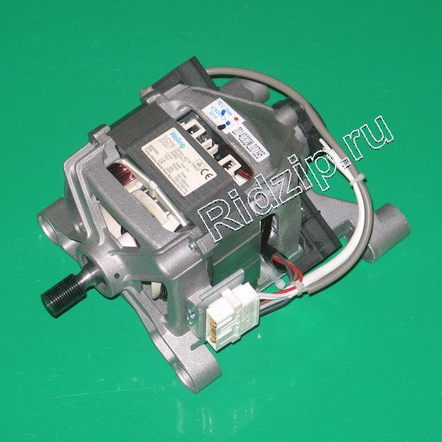 OAC288958 - Мотор 850-1000 RPM к стиральным машинам Indesit, Ariston (Индезит, Аристон)