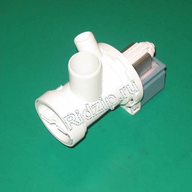 PMP010AD - Насос сливной ( помпа ) с улиткой к стиральным машинам Разных фирм (Разных фирм)