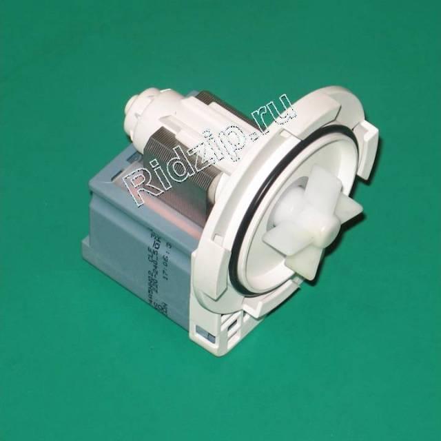 PMP011AD - Насос сливной ( помпа ) без улитки PMP 30W 4 защелках к стиральным машинам Разных фирм (Разных фирм)