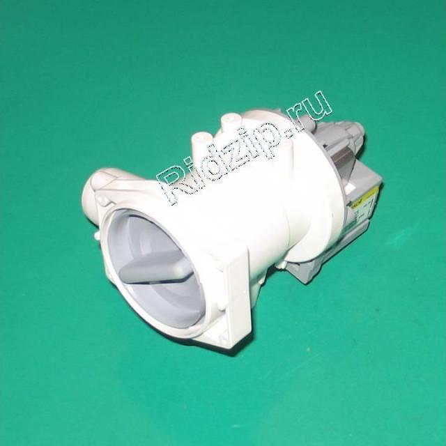PMP012BO - Насос сливной ( помпа ) с улиткой к стиральным машинам Разных фирм (Разных фирм)